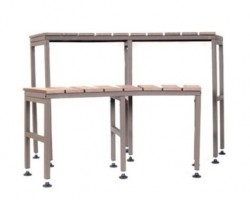 Mobilier de spa gonflable 2 marches